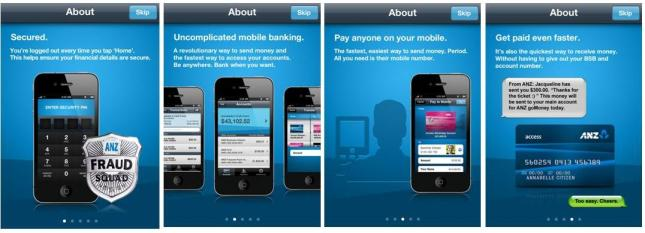 ANZ goMoney App - Mobile Banking